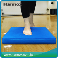 2016 High Quality Durable Training TPE Balance Pad for yoga MADE IN TAIWAN