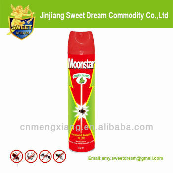 Moostar effective pest (ant fly cockroach) kill spray