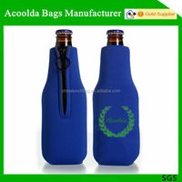 Insulated beer cooler bag