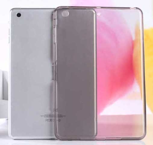 China Suppliers Ultrathin Soft TPU Clear Transparent Case for iPad mini 1 2 3 4 , For iPad mini 1 2 3 4 without texture case