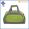 Low cost customized travelling luggage bag 2 side mesh pockets lightweight holdall universal travel bag