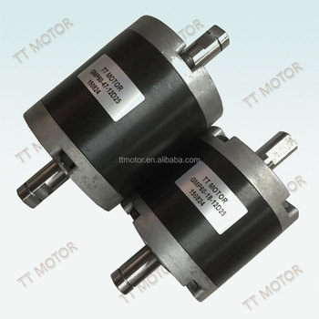 60mm planetary gearbox or 12v 2.0nm torque dc motor
