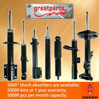 Heavy duty truck shock absorber, Truck cabin shock absorber
