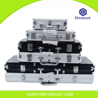 Alibaba China supply new style aluminum instrument case