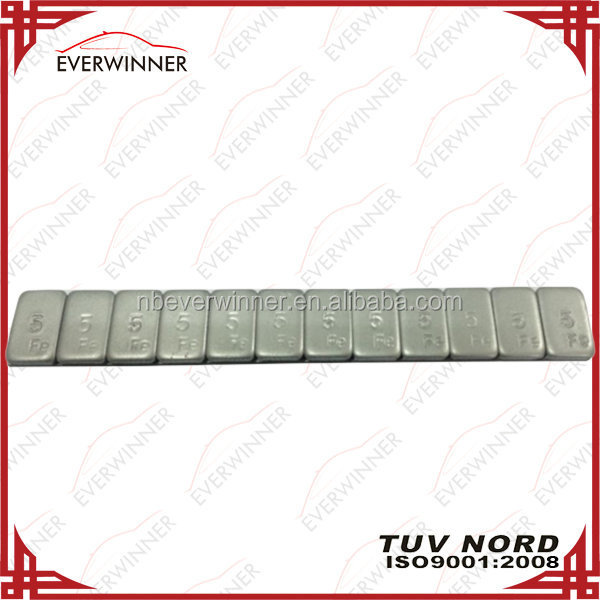 Zinc Plated Steel Wheel Balance Weights