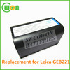 Battery for Leica Battery GEB221 7.4V 5200mAh battery pack for Leica total station