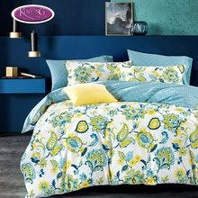 Home textile wholesale wedding bed set bed cover sheet bedding duvet cover set for living room