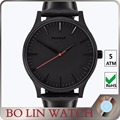 Neymar Black Plated Stainless Steel Excel 10ATM Japan Movt Quartz Watch