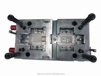 Plastic Injection Mould for AstonMartin Interior Part