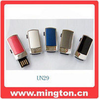 Colorful Low cost mini usb flash drives 16gb