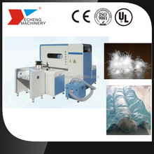 Automatic Goose Feather Down And Cotton Dual Filling Machine