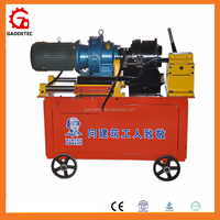 Competitive price rebar parallel thread rolling screw making machine