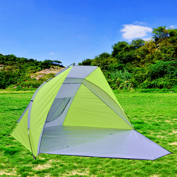 Large Room Hiking Shelter Pop Up Camping Tent