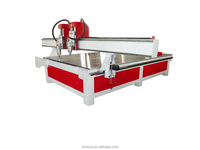 double head multiheads cnc router cnc wood engraving machine
