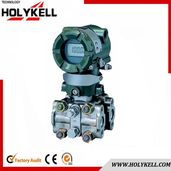 High performance differential pressure transmitter