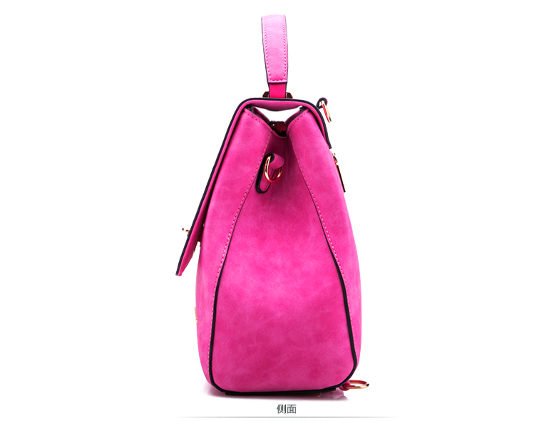 2016 Hot Sell Fashional Genuine Leather Backpack Bag School Bag