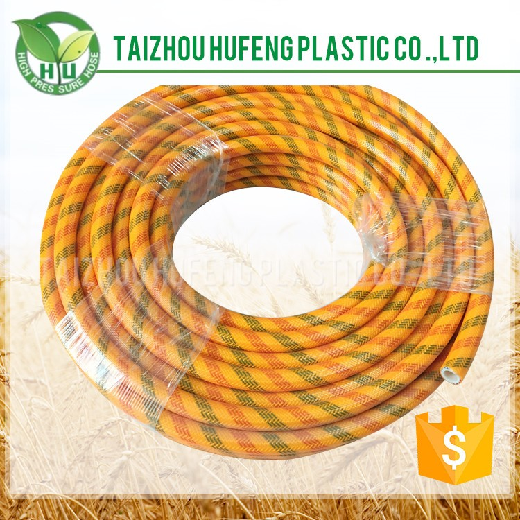 Competitive Price Printed synthetic fiber pvc hose