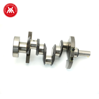Oem Zz90078 Engine Parts Crankshaft For Massey Ferguson