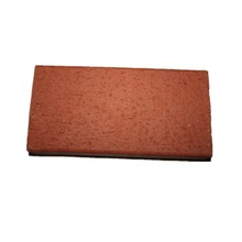 8# red clay best quality paving bricks for sale from China