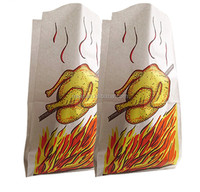 New chicken paper bag making with high quality