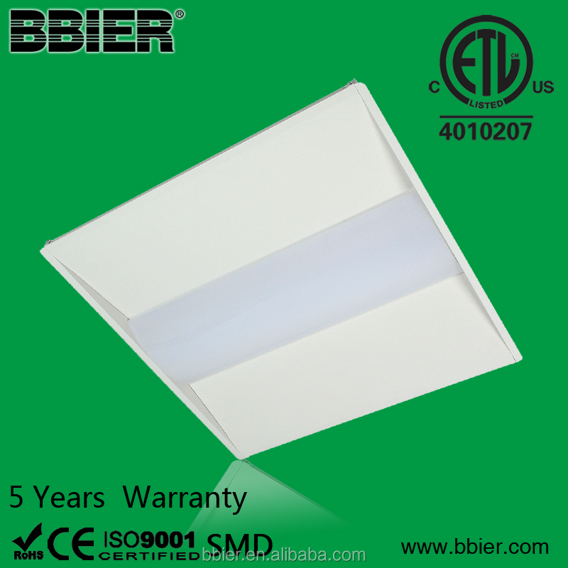 5 warranty led troffer meanwell driver