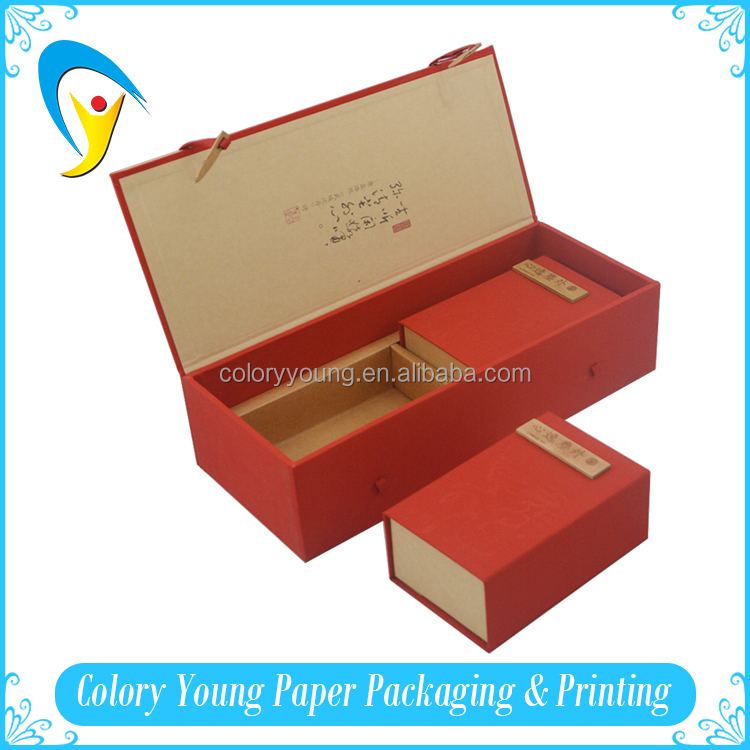 Eco-friendly Handmade Fake Book Wooden Gift Box For Book