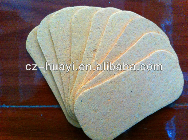 compressed sponge sheets pva compressed sponge