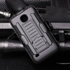 2016 Newest Hybrid Armor Kickstand Military Styls Hard Case for Huawei Union Y538 Cover Belt Clip Mobile Phone Bags Shell