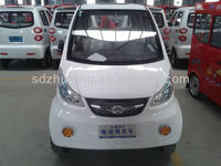 Zhufeng brand 4 person electric car for street road