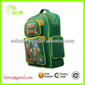 2017 New cartoon book backpack for kids