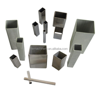 square pipe / square steel pipe/tube