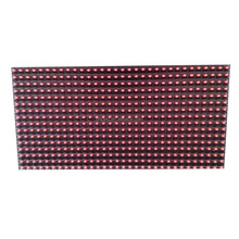 Bright indoor red p10 led module,high quality led screen module p10