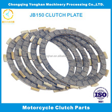 JB150 Friction Plate Disc Motorcycle Clutch Spare Part, motorcycle engine parts clutch