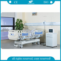 AG-BY009 Weighing Type Five Function linak electric hospital bed parts