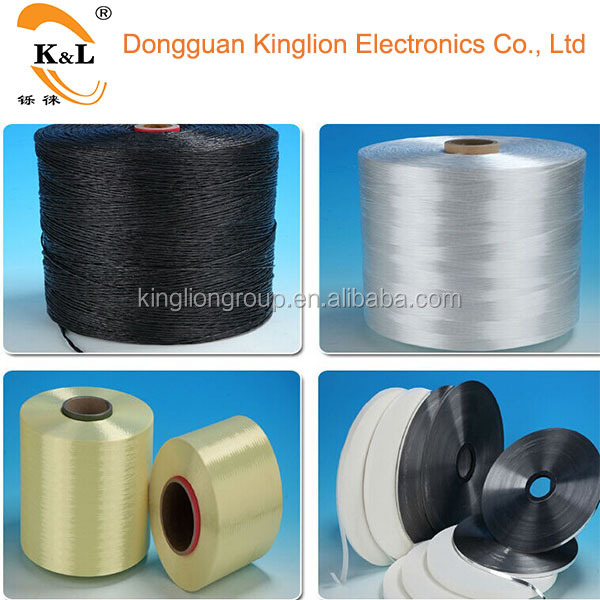 Best price 200D-3000D Yellow Color Aramid yarn
