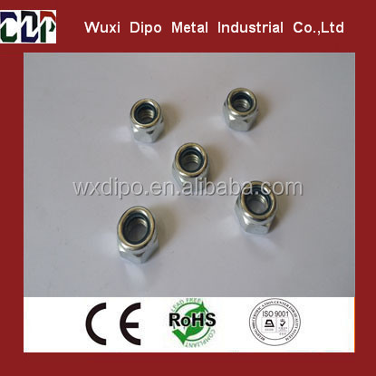 China hot sales nylon self-locking nut / betel nut for sale