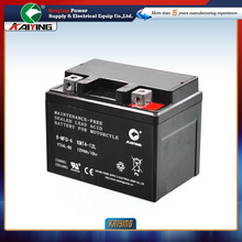 12V 4Ah YTX4L BS Motorcycle Battery Sealed Free Maintenance Type