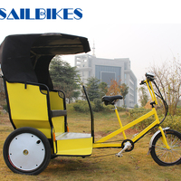 Cheap Electric Pedicab Electric Taxi Used