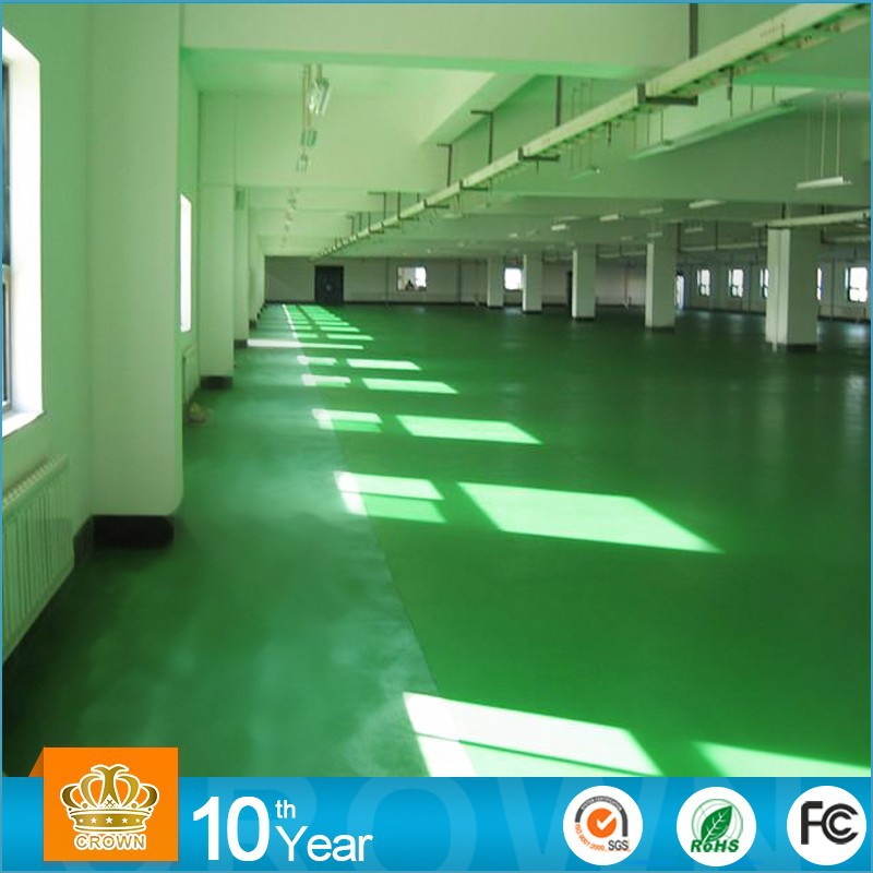 Solvent Free High Anti Static liquid epoxy resin for concrete