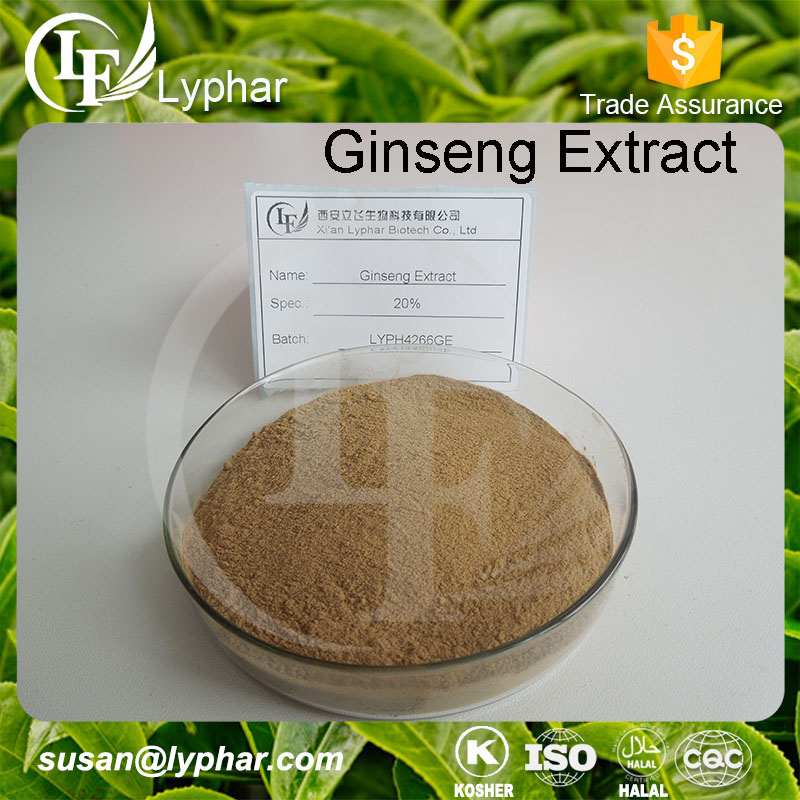 Hot Sale Best Quality Ginseng Root Extract