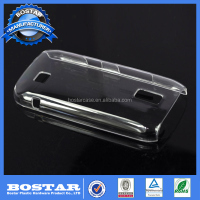 simple style hard clear mobile phone PC protector case for Nokia 3080&3090
