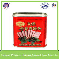 Hot selling 2015 halal luncheon meat