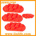 Food grade silicone molds desserts