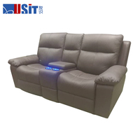 Usit UV853A Single manual fabric rocker swivel recliner sofa