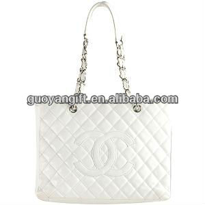 hot Lady Quilted Lambskin Grand Shopping Tote
