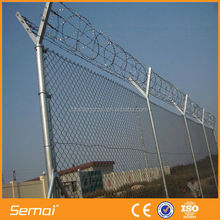 low price concertina cross razor barbed wire mesh fence
