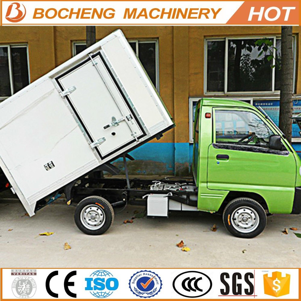 China Government EMS Supplier Mini Electric Van Cargo BC-B2 500kg for Sale