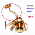 2015 New Metal fly fishing CNC best quality ice fishing wheel lure reel fly reel