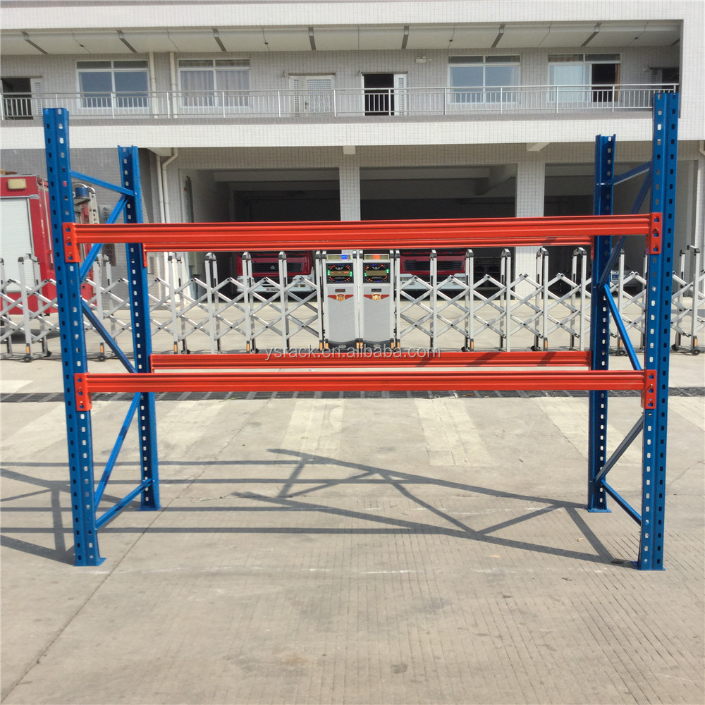 2000KG Per Layer Heavy Duty Pallet Racking System,Storage Heavy duty shelving unit