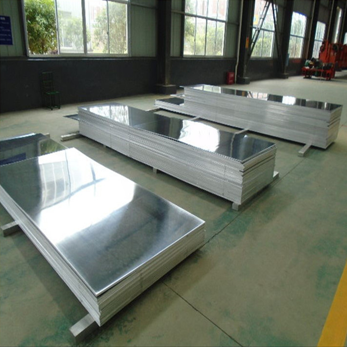 customized size aluminum 5052 h32 h36 sheet of high quality